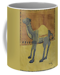 Camel With Diamonds Coffee Mug