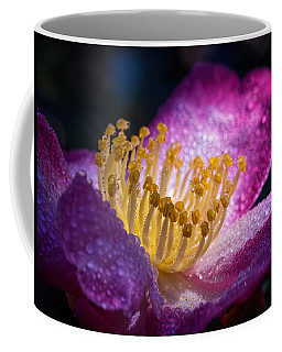 Camellia In Light And Shadow Coffee Mug