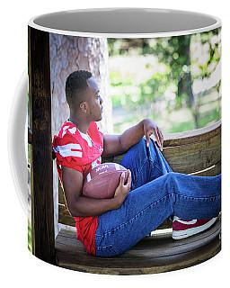 Cameron 043 Coffee Mug by M K  Miller