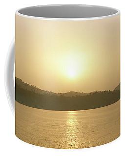 Cameroon Sunrise Africa Coffee Mug