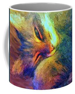 Camilla Cat IIi Coffee Mug