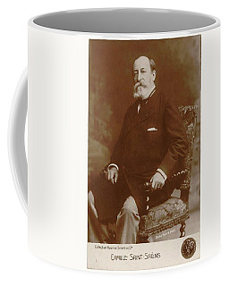 Camille Saint-saens  Coffee Mug
