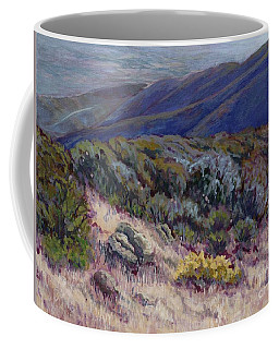 Camino Cielo View Coffee Mug