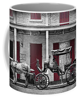 Camino Real Muelle Coffee Mug by Tammy Wetzel