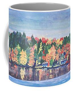 Camp Archbald At Ely Lake Coffee Mug