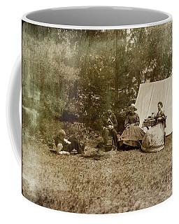 Camp Life Coffee Mug
