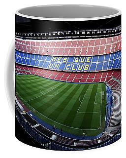 Camp Nou Coffee Mug