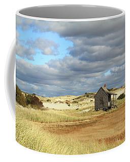 Camp On The Marsh And Dunes Coffee Mug