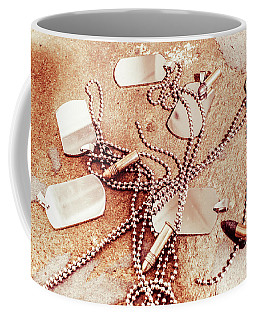 Campaign Of Liberty  Coffee Mug