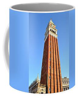 Campanile Di San Marco In Venice Coffee Mug