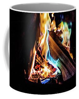 Campfire In July Coffee Mug