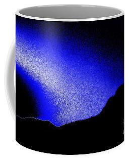 Camping Blues Coffee Mug