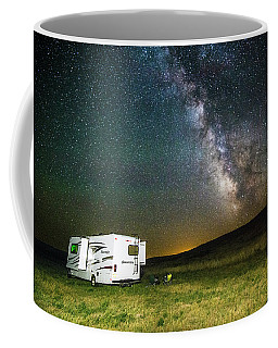 Camping Under The Stars Coffee Mug