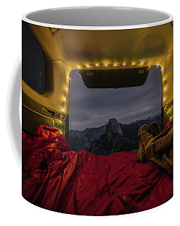 Camping Views Coffee Mug