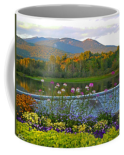 Campton Pond Campton New Hampshire Coffee Mug