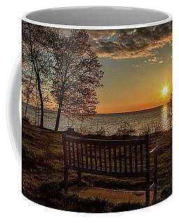 Campus Sunset Coffee Mug
