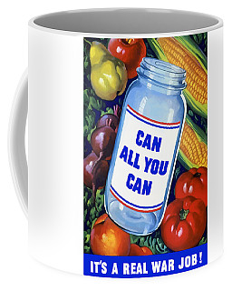 Can All You Can -- Ww2 Coffee Mug