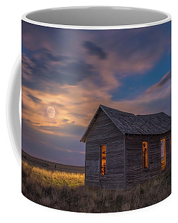 Coffee Mug featuring the photograph Can You Leave The Light On by Darren White
