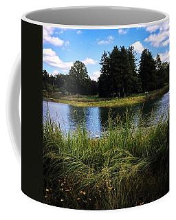 Can You Spot The Egret Coffee Mug