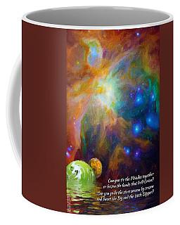 Can You Tie The Pliades Together? Coffee Mug