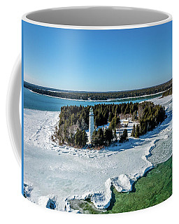 Cana Island Coffee Mug