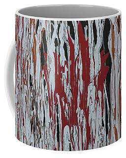 Canada Cries Coffee Mug by Cathy Beharriell