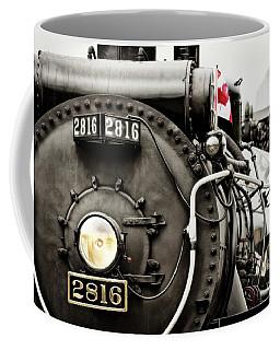 Canada Day Coffee Mug