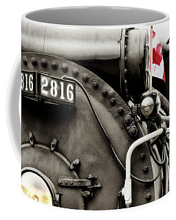 Canada Day Coffee Mug
