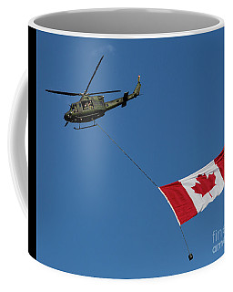 Coffee Mug featuring the photograph Canada Day II by Brad Allen Fine Art