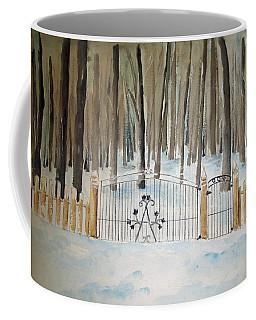 Canada The Grove  Coffee Mug by Elvira Ingram