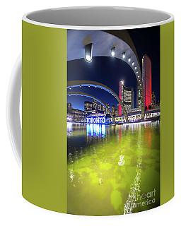 Coffee Mug featuring the photograph Canada150 Toronto  by Mariusz Czajkowski