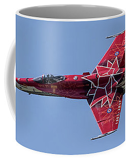 Canadian Cf-18 Demo Team Coffee Mug