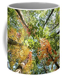 Canadian Foliage Coffee Mug