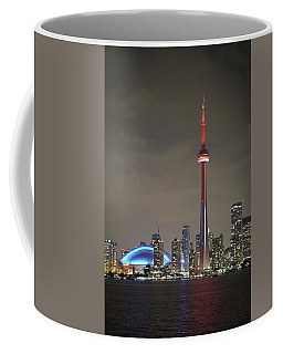 Canadian Landmark Coffee Mug
