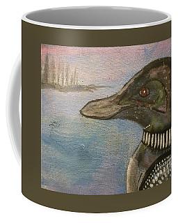 Canadian Loon Coffee Mug