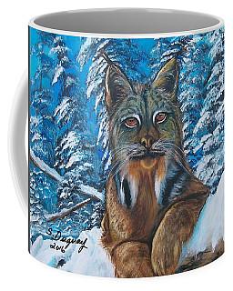 Canadian Lynx Coffee Mug