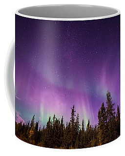 Canadian Northern Lights Coffee Mug