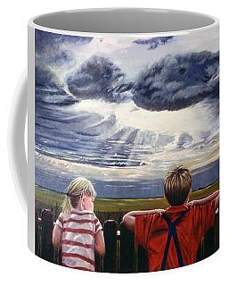 Canadian Prairies Coffee Mug