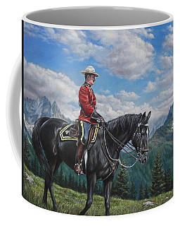 Canadian Majesty Coffee Mug