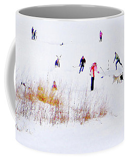 Coffee Mug featuring the photograph Canadiana by John Poon