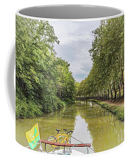 Canal Cruising Coffee Mug