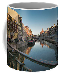 Canal From The Bridge Coffee Mug
