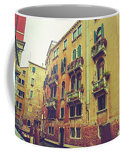 Canal In Venice, Italy Coffee Mug