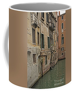 Canal In Venice Italy Coffee Mug