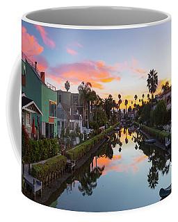 Canals Of Venice Beach Coffee Mug