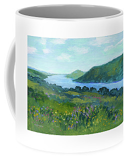 Canandaigua Lake II Coffee Mug