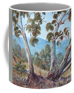 Canberra Hills Coffee Mug