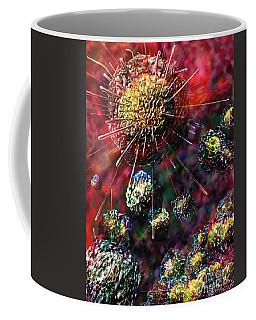 Cancer Cells Coffee Mug