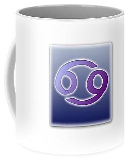 Cancer June 20 - July22 Coffee Mug