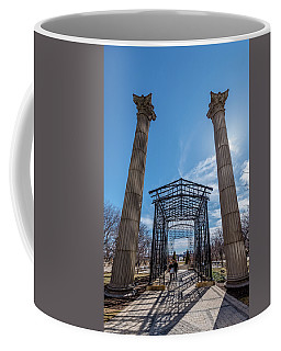 Cancer Survivors Garden Coffee Mug